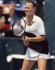1999 Tennis Pro MARTINA HINGIS Glossy 8x10 Photo Print Poster Lipton
