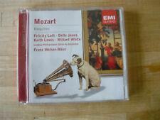 Mozart, Requiem, Lott Jones Lewis White, London Philharmonic, Welser-Möst EMI