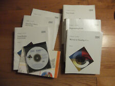 IBM Visual Age 3.0 for OS/2 manuals and CD rom