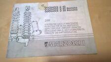 Marzocchi Federbein Duoschock Remoto  Wartungsanleitung #22#