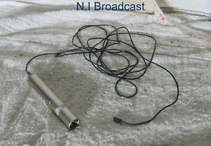1x Sony ecm-77b   Lavalier tie microphone