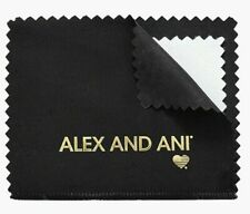 ALEX AND ANI Polishing Cloth Jewelry Cleaner Gold Silver Brass Copper NEW