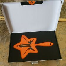 Nib Jeffree Star Exclusive Limited Edition Halloween Orange Black Hand Mirror