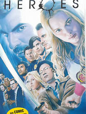 Heroes VOLUME 1 Comic TV Series 240 pages MINT
