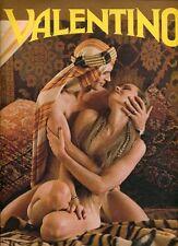 Rudolf Nureyev Michelle Phillips Leslie Caron Carol Kane Valentino Program