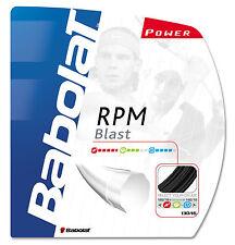 BABOLAT RPM Blast Tennis Saite 1,20; 11,5 Meter lose    >NEU<    Besaitung