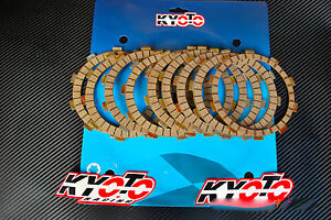 HEAVY DUTY CLUTCH PLATES KIT TO FIT HONDA CBR900 FIREBLADE 1992 TO 1995