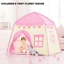 Large Princess Castle Pop Up Play Tent Children Play House Indoor Outdoor Games