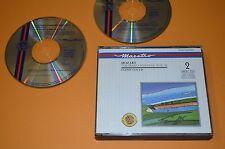 Mozart - Piano Sonatas, Vol.II / Glenn Gould / CBS 1989 / 2CD Box / Rar