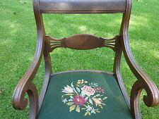 Duncan Phyfe dining room chair