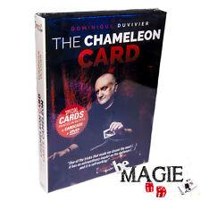 DUVIVIER - La carte caméléon + DVD - Magie