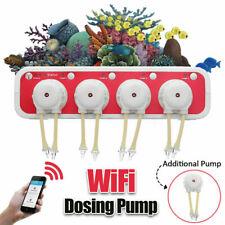 JEBAO WiFi Dosing Pump Remote Control Programmable Automatic Marine Aquarium