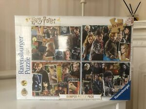 Harry Potter jigsaw brand new all sealed   SOLD OUT