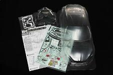 Tamiya 51494 1/10 RC Car Toyota 86 / Scion FR-S 190mm Body Parts Set SP1494