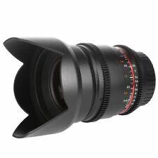 Brand New SAMYANG 16mm T2.2 VDSLR ED AS UMC CS II Lens for Canon