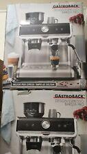 Gastroback Design Espresso Barista Pro 1550W Siebträger-Espressomaschine - Silbe