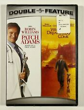 Patch Adams What Dreams May Come Robin Williams Double Feature Sealed New Dvd