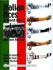 Italian Aces of World War I and Their Aircraft by Roberto Gentilli (Hardback, 2004)