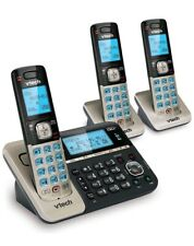 VTECH DS6751-3 3-HANDSET CONNECT-TO-CELL DECT 6.0 CORDLESS PHONE SYSTEM