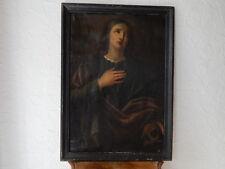 Maria Magdalena mit Totenkopf um 1600