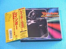 RAINBOW 2CD Live In Germany 1976 1994 OOP Japan TECX-30850/1 OBI