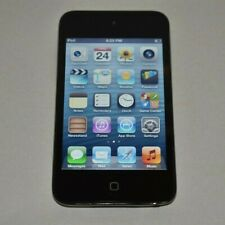 Apple iPod Touch 4th Generation 8GB - Black- Fully Working Condition!