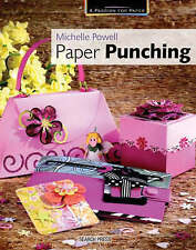 Paper Punching (Passion for Paper), Michelle Powell, New Book