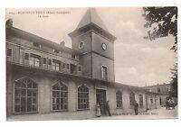 Montreux Altes - der Bahnhof (I 9343)