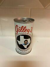 Vintage Gilley's Beer Can