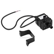 Mini 12V DC CPU Cooling CAR Brushless Water Oil Pump Waterproof Submersible FE