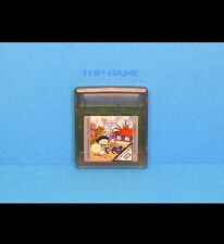 Les RAZMOKET à Paris : Le Film - Jeu Game Boy Color Tbe -