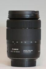 Canon EF-S 18-135mm f/3.5-5.6 IS USM Lens Nano USM, US Version