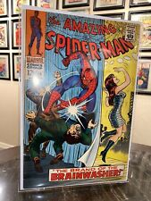 Amazing Spider-Man #59 Silver Age 1st Mary Jane Cover High grade 🔥🔑