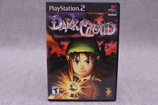 Dark Cloud Sony PlayStation 2 2001 PS2