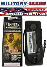 Camelbak Hydration Water Bladder Chem Bio Reservoir 4.0 100oz/3L W/Hose & Valve
