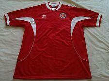 Rara Vintage Malta Equipo De Fútbol Camisa Hogar 03/04 por Errea