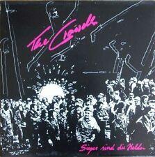 THE CROWDS - SIEGER SIND DIE HELDEN CD (1986) PUNK AUS MÜNCHEN / + 5 BONUS-SONGS