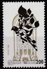 Frankrijk postfris 1988 MNH 2654 - Synagoge Victoire Parijs