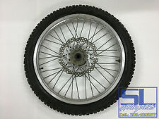 RUOTA ANTERIORE HONDA CR CRF 125 250 450 WHEEL CROSS ENDURO CR125 CRF250 CRF450