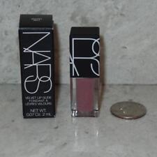 New NARS Velvet Lip Glide Liquid Lipstick Bound Rose Pink 5814 Mini 0.07oz 2ml