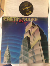 "EARTH QUAKE 2 SOUNDTRACK VINYL LP RECORD 12"" GATEFOLD"