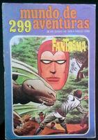 Phantom Comic Book Comics 1979 Mundo Aventuras 299 Lee Falk European Portuguese