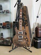 Gibson 1998 Les Paul Standard Double Cut, Trans Black Electric Guitar & Case