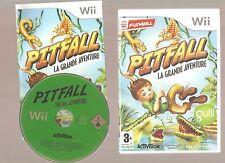PITFALL LA GRANDE AVENTURE !!! Superbe sur Wii