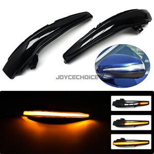 Dynamic LED Mirror Turn Signal Light For Benz C E S GLC W205 W213 W222 X253 C253