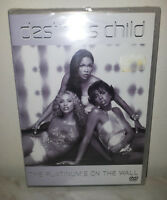 DVD DESTINY' S CHILD - THE PLATINUM'S ON THE WALL - NUOVO NEW