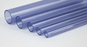 CLEAR PVC HOSE PIPE 3MM 4MM 5MM 6MM 8MM 10MM 12MM AVAILABLE VARIOUS LENGTHS!