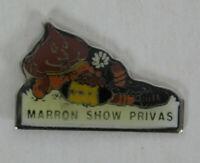 SUPERBE PINS - Rugby - Marron Show Privas - MIC