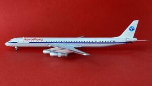 Aero Classics 200 Douglas DC-8-61 AEROPERU 5N-HAS Ref: AC219837