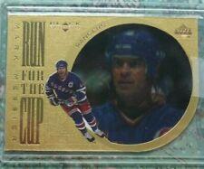 Mark Messier 1996-97 Black Diamond Run for the Cup SSP /100 New York Rangers
